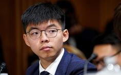 Phong trào Demosisto của Hoàng Chi Phong giải tán