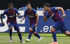 Vòng 33 Giải vô địch Tây Ban Nha (La Liga): Barca run rẩy bước vào đại chiến