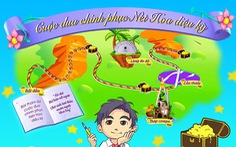 Sống trọn ước mơ tuổi thơ với cuộc đua 'Chinh phục Nét Hoa diệu kỳ'