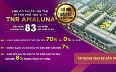 TNR AMALUNA - ra mắt thành công những sản phẩm đẹp nhất dự án