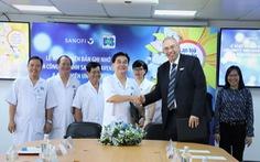Sanofi và những nỗ lực không ngừng trong điều trị ung thư tại Việt Nam