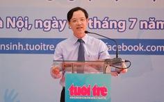 Ông Trương Anh Dũng làm tổng cục trưởng Tổng cục Giáo dục nghề nghiệp