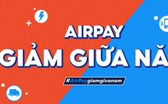 Nhận ưu đãi khi liên kết ví AirPay trên Shopee