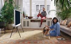 Samsung dẫn đầu xu thế với dòng LifestyleTV mới