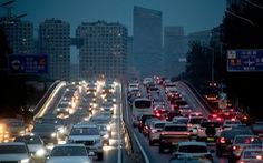 Dịch bớt căng, ô nhiễm không khí lập tức quay trở lại Trung Quốc, châu Âu