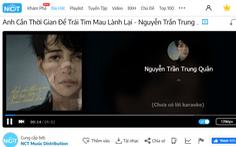 Nguyễn Trần Trung Quân đầy tâm trạng trong MV hoạt hình mới