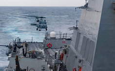 Mỹ gửi tín hiệu gì qua công hàm Biển Đông?