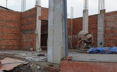 Nam công nhân chết tại công trường xây dựng vì điện giật