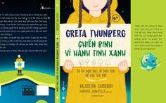 Đại sứ quán Thụy Điển giới thiệu sách Greta Thunberg: Chiến binh vì hành tinh xanh