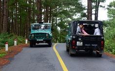 Du lịch tung dịch vụ mới: thuê xe riêng có hướng dẫn viên