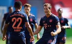 Thắng ngược Leverkusen, Bayern Munich tiến gần ngôi vô địch