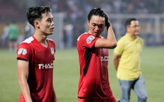 Kết quả và bảng xếp hạng vòng 3 V-League 2020: Hà Nội tốp 4, HAGL thứ 9