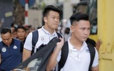 Hà Nội - Hoàng Anh Gia Lai (hiệp 1) 0-0: Chủ nhà ép sân nghẹt thở