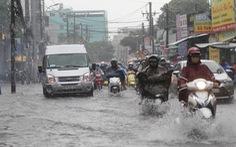 Cả nước sáng nắng, chiều tối mưa, Sài Gòn có nơi trên 35 độ C
