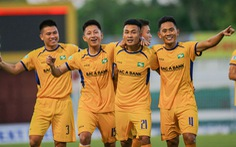 Vòng 3 V-League 2020: SHB Đà Nẵng vẫn chưa biết thắng
