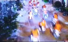 Bắt nghi phạm cầm đầu 'băng nhóm áo cam' náo loạn quán ốc ở Bình Tân