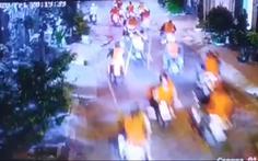 Họp báo vụ 'băng nhóm áo cam' náo loạn quán ốc ở Bình Tân