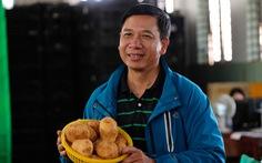 Ông Tuấn 'khoai tây'