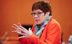 Bộ trưởng Quốc phòng Đức chưa xác nhận chuyện Mỹ rút quân
