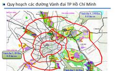 Kiến nghị sớm làm 2 đường vành đai kết nối TP.HCM với các tỉnh lân cận