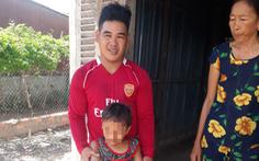 Bé gái 6 tuổi bị cha đánh đập không thương tiếc ở Sóc Trăng đã xuất viện