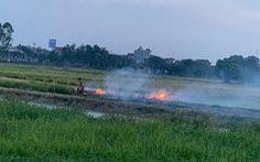 Ô nhiễm không khí nghiêm trọng, chủ tịch tỉnh phải xử lý khẩn cấp