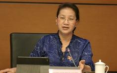 Chủ tịch Quốc hội: Việt Nam không giấu dịch COVID-19