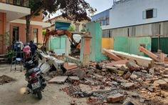 Tháo dỡ nhà cổ, tường sập đè 1 người chết tại chỗ