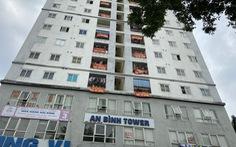 Chưa được giao đất đã xây chung cư 24 tầng bán cho dân vào ở