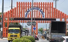 Xây dựng cổng chào TP Long Xuyên trên 6,8 tỉ đồng là lãng phí