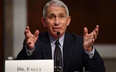 Bác sĩ Fauci: Mỹ có thể ghi nhận 100.000 ca COVID-19 mỗi ngày