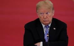 Ông Trump nói 'ngày càng giận Trung Quốc' vì thiệt hại do COVID-19