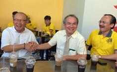 HLV Park Hang Seo: 'Tôi có vài mối lo cho trận gặp Malaysia ở vòng loại World Cup 2022'
