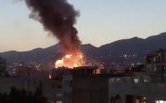Nổ lớn tại phòng khám ở Tehran, 19 người thiệt mạng