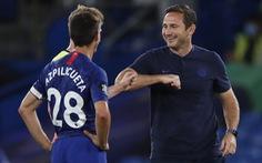 Lampard đã vào guồng