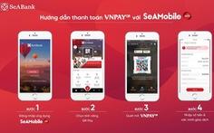 Hàng loạt siêu thị bán lẻ lớn tại Việt Nam tích hợp thanh toán VNPAY-QR