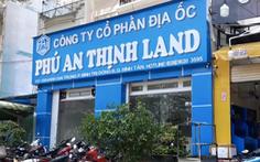 Tổng giám đốc Công ty Phú An Thịnh Land bị bắt vì bán dự án 'ma'