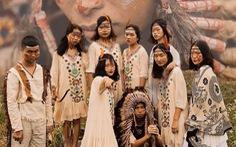 Bánh sừng bò, trang phục quý tộc… vào bộ ảnh lịch sử của học sinh Bắc Ninh
