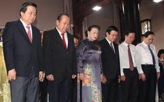 Kỷ niệm 110 năm ngày sinh luật sư Nguyễn Hữu Thọ