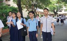 Gần 2.700 học sinh 'đua' lấy 600 suất vào Trường phổ thông năng khiếu