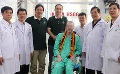 CDC Mỹ chúc mừng Bệnh viện Chợ Rẫy điều trị thành công bệnh nhân phi công Anh