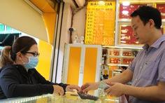 Giá vàng tại Việt Nam hôm nay giảm 100.000 đồng/lượng