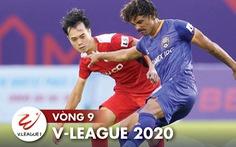Kết quả V-League và bảng xếp hạng chiều 11-7: CLB TP.HCM tạm dẫn đầu, Viettel 'vùi dập' Hải Phòng
