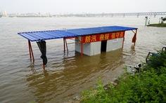 Tỉnh Giang Tây, Trung Quốc nâng cảnh báo mức cao nhất, lũ lớn sắp ập về