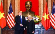 Mỹ khẳng định sát cánh cùng Việt Nam giải quyết hòa bình vấn đề Biển Đông
