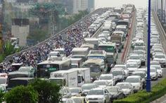 TP.HCM sẽ thu phí ôtô vào trung tâm thành phố giai đoạn 2021-2025