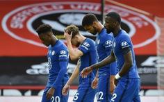 Chelsea thảm bại trên sân Sheffield United