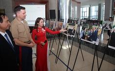 Việt - Mỹ nhất trí tiếp tục mở rộng quan hệ đối tác toàn diện