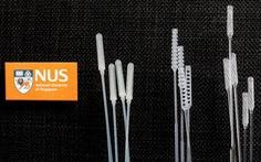 Singapore sản xuất que xét nghiệm COVID-19 bằng công nghệ in 3D và ép phun
