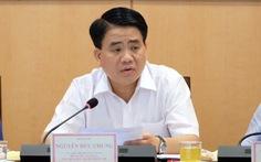 Chủ tịch Hà Nội Nguyễn Đức Chung: 'Làm rõ ứng dụng KH-CN trong phát triển'